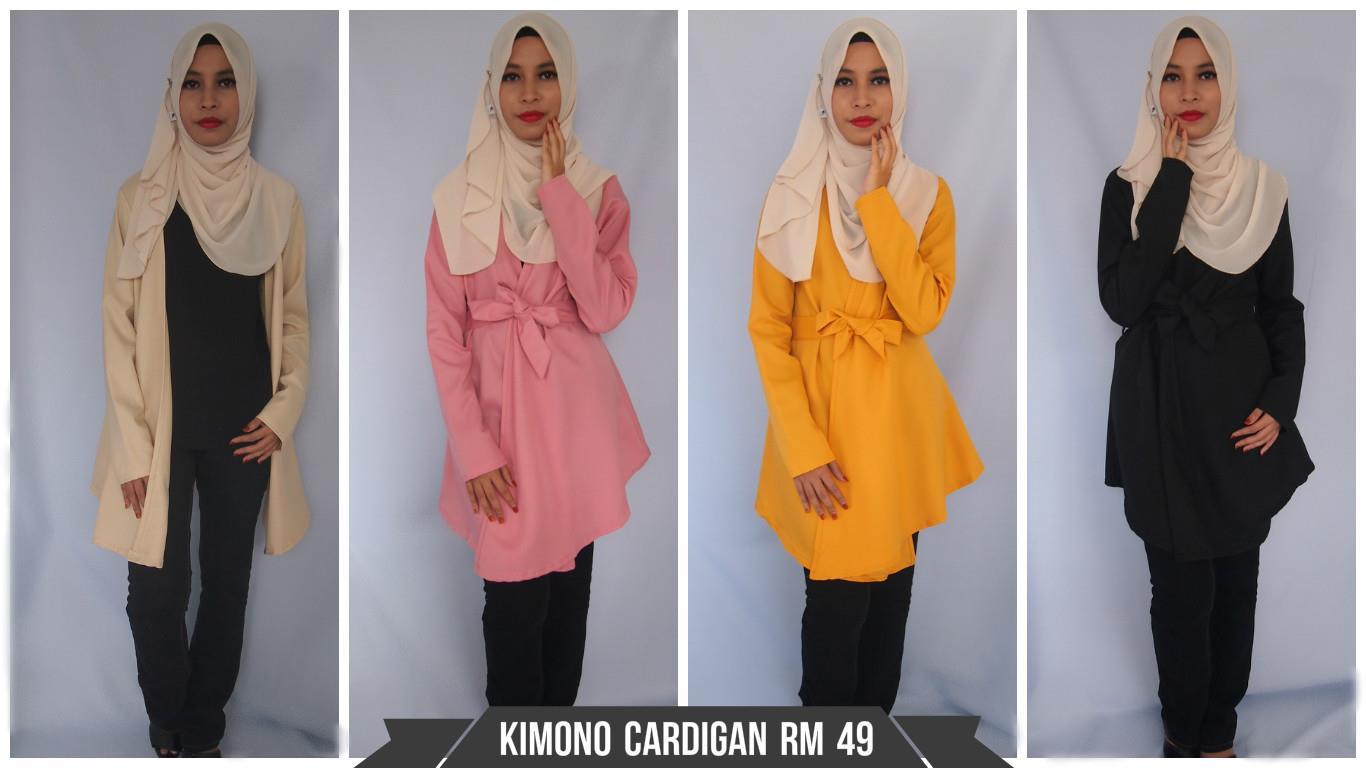 Kimono Cardigan Wrap 2 (end 6/3/2016 5:15 PM)
