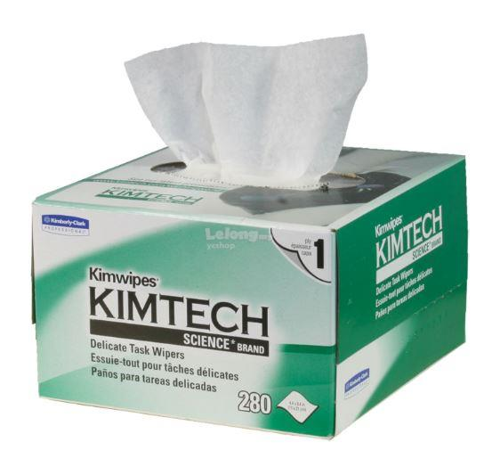 Kimwipes Lint Free Tissues 280pcs