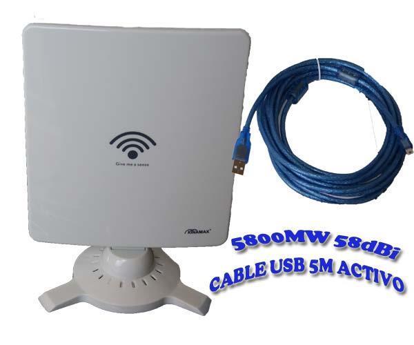 Kinamax High Power Wireless Download Stats