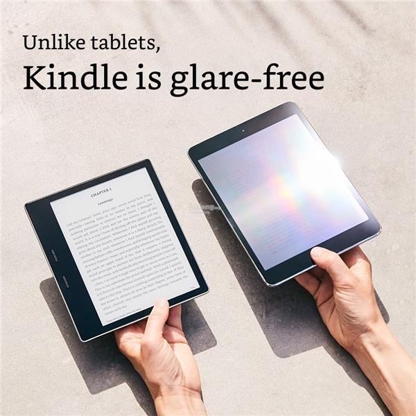 "All-New Kindle Oasis  7"" 300PPI waterproof"