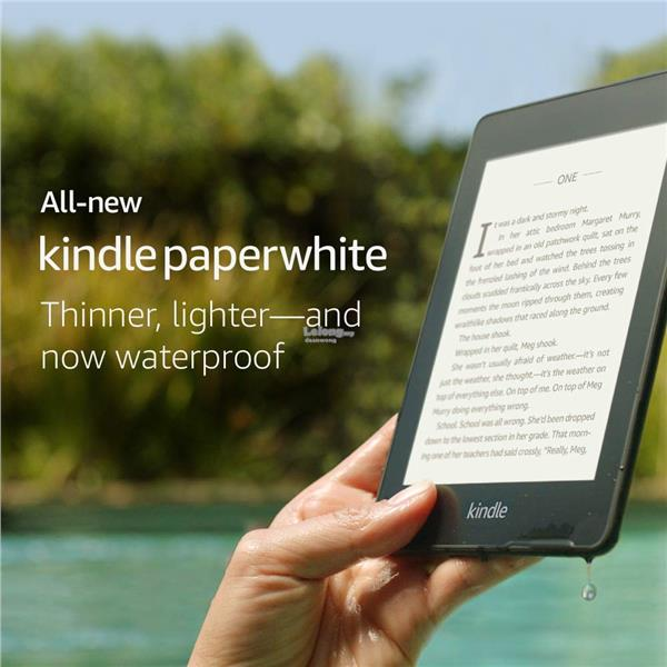 All-new Kindle Paperwhite 2018 (4th Edition)