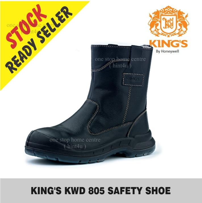 KING S KWD 805 SAFETY SHOE (BLACK) (end 8 8 2020 10 15 PM) 3c03f270c6
