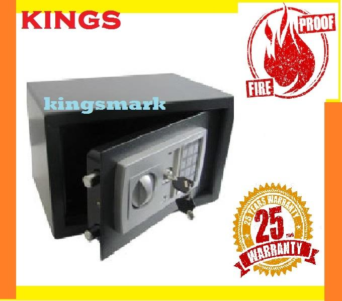 KINGS METAL BOX SAFE BOX SAFETY BOX -20EKK- 25 YEARS WARRANTY