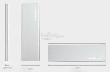 KingShare NGFF / M.2 42mm 2242 SSD to USB 3.0 Aluminium Casing (S374)