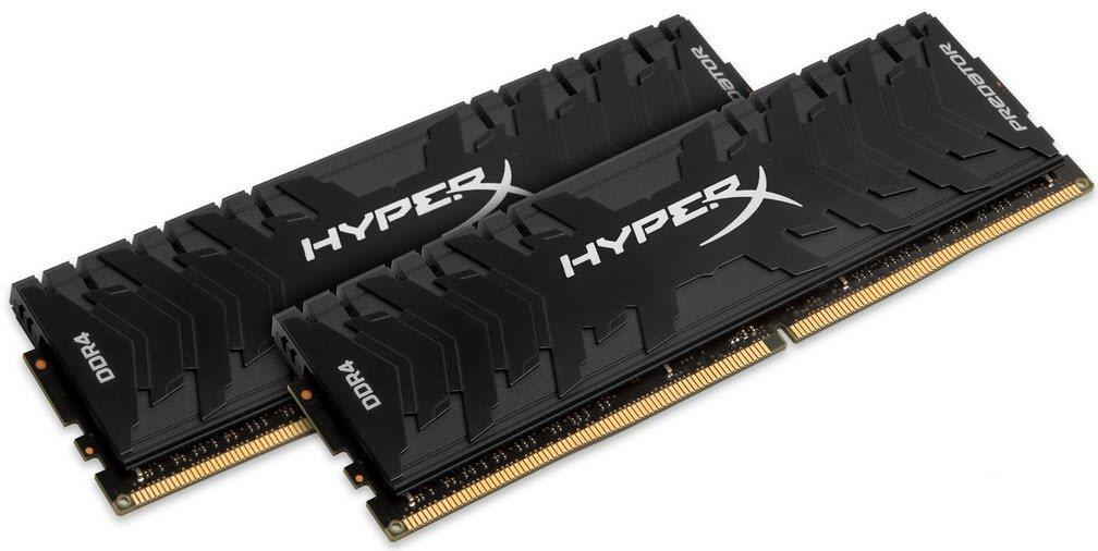 Kingston 16GB (2x8) 3600MHz CL17 XMP HyperX Predator- HX436C17PB3K2/16