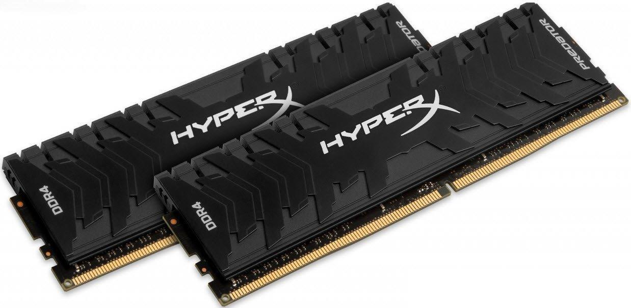 Kingston 16GB 3000MHz DDR4 CL15 2x8GB HyperX Predator HX430C15PB3K2/16
