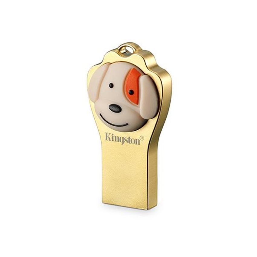 Kingston 32GB DTCNY18 Auspicious Chinese Year of the Dog 2018 Flash Drive DTCN