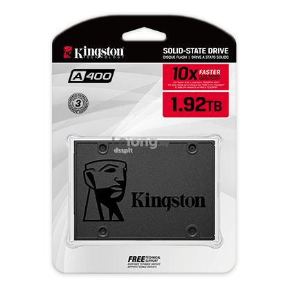 "Kingston A400 Series [ 2.5"" SATA ] ( 1.92TB )"