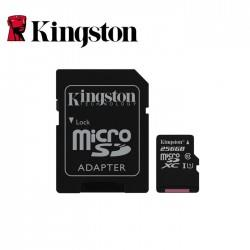 Kingston Canvas Select 256GB 80MB/S Micro SDXC Class 10 UHS-I Memory C