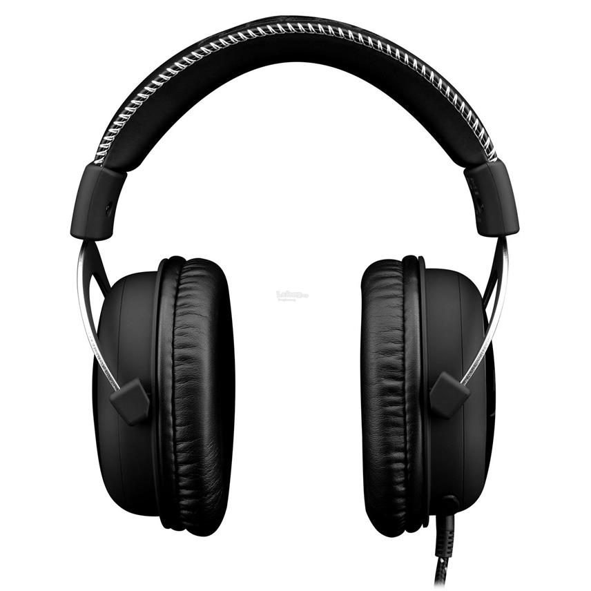 # KINGSTON HyperX Cloud Silver Stereo Gaming Headset #
