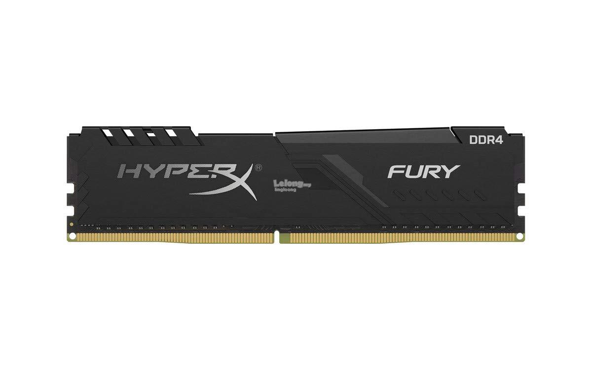 # KINGSTON HyperX Fury Black 16GB (1x16GB) 3200MHz DDR4 Memory #