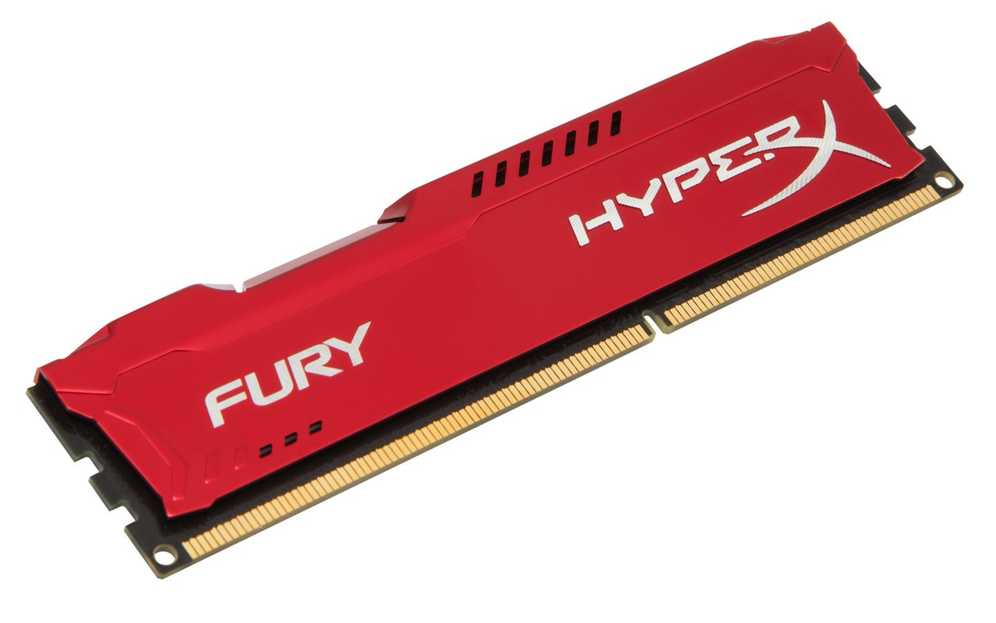 Kingston HyperX Fury Desktop 4GB 8GB DDR3 1866MHZ Dimm Ram HX318C10F