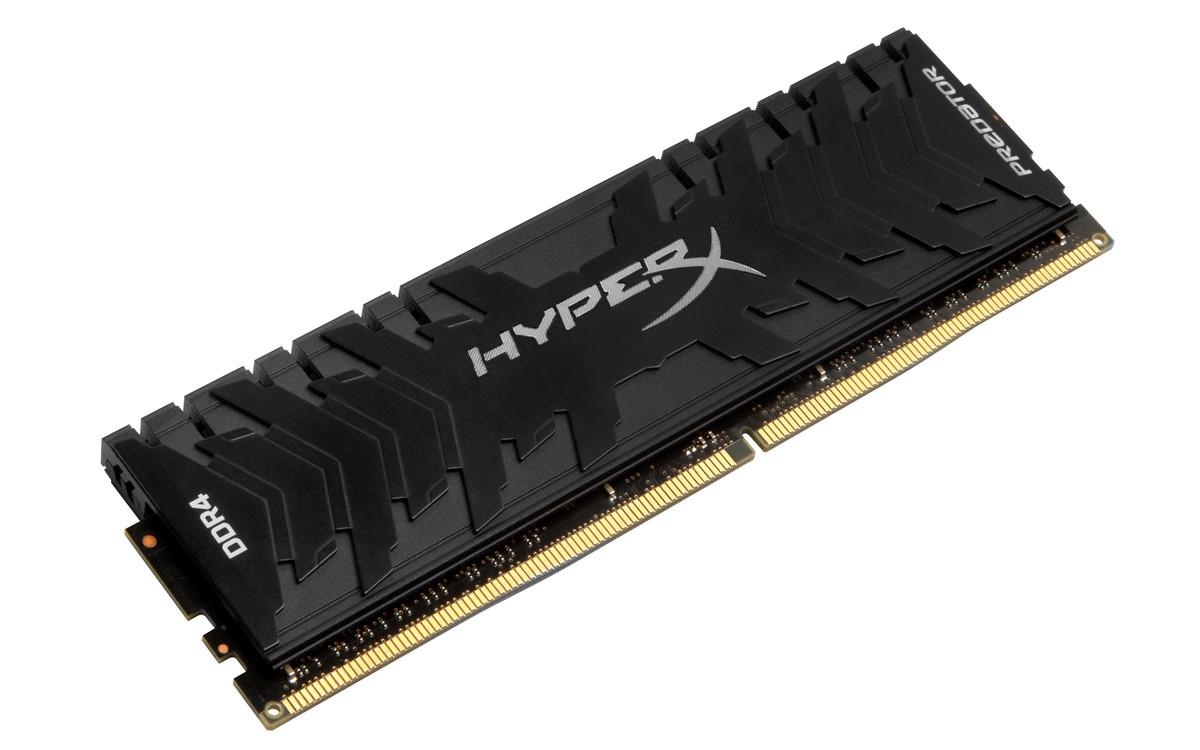 Kingston HyperX Predator DDR4 3000 - 3600MHz - 16GB till 64GB