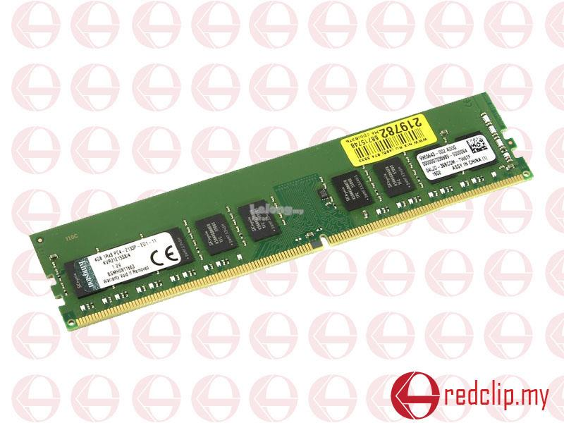 KINGSTON KVR21R15S8/4 DDR4 RAM