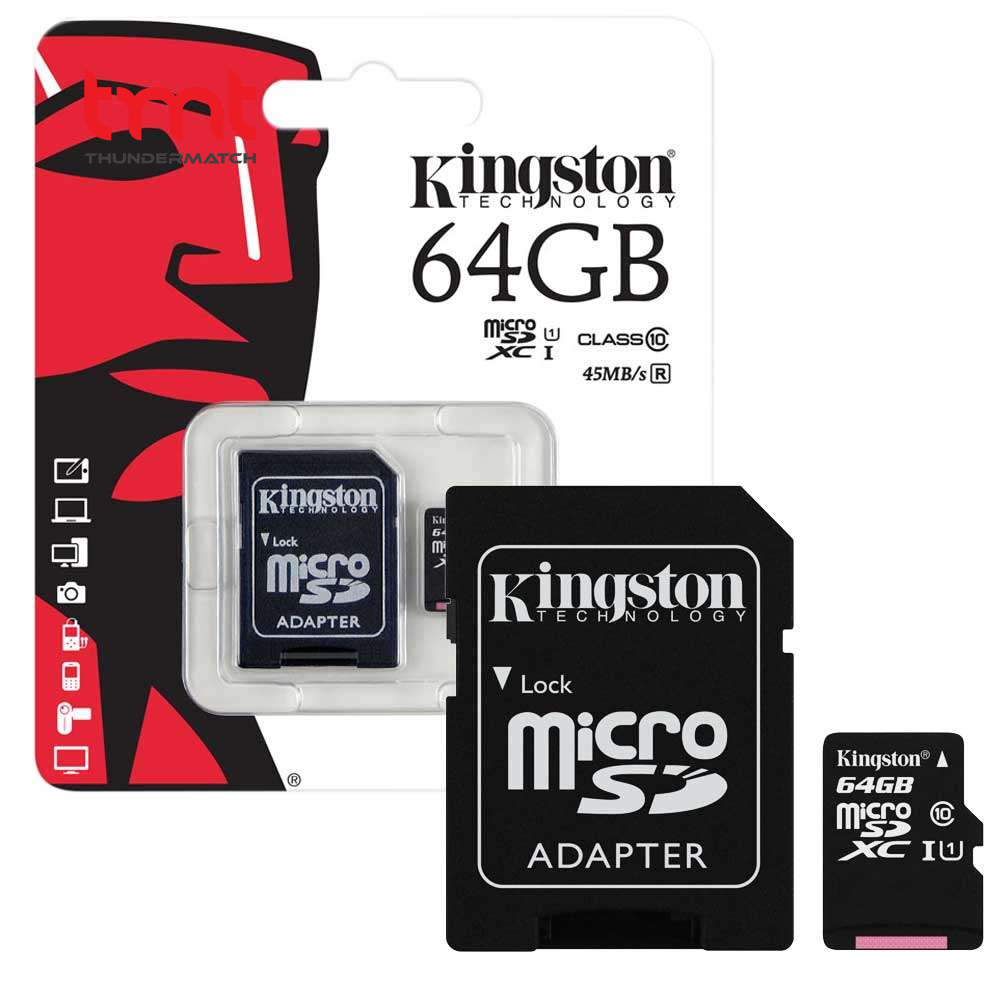 Kingston Micro Sd Card 64gb Sd Ad End 4162021 1200 Am