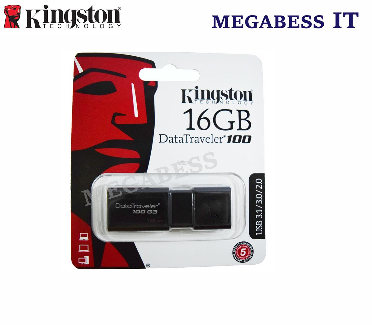 KINGSTON PEN DRIVE 16GB DRIVER DOWNLOAD
