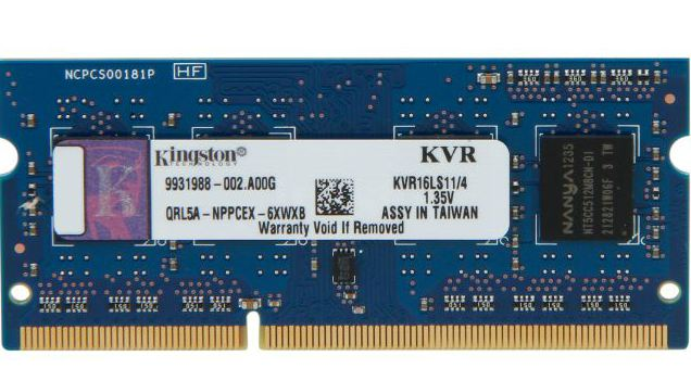 KINGSTON RAM Notebook DDR3L 4GB PC16 (end 6 16 2019 2 20 PM) a1a0c750edac