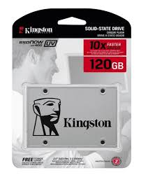 KINGSTON UV400 120GB 7MM 2.5' SATA SSD (SUV400S37/120G)