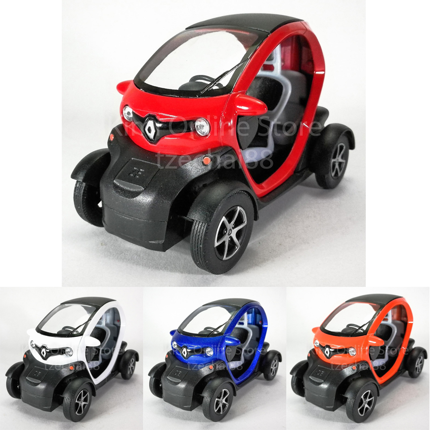 Die Collection kinsfun 1 18 die cast renault twizy end 7 12 2020 3 13 pm