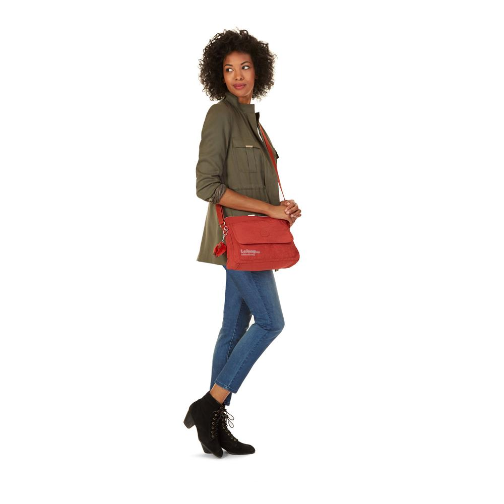 latest releases affordable price great fit Kipling Aisling Crossbody Bag - Red Rust / Handbag