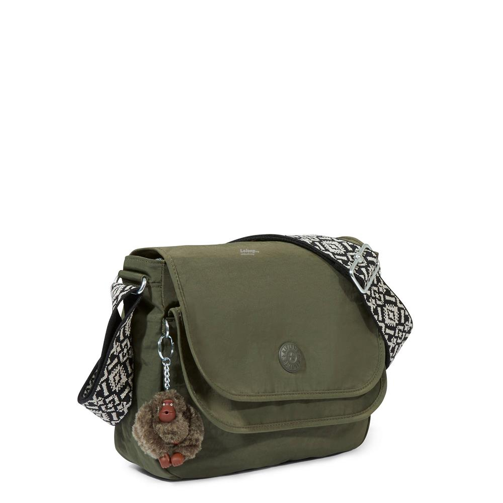 a180aada0e6 Kipling Brooklyn Crossbody Bag - Jad (end 8/30/2020 6:18 PM)