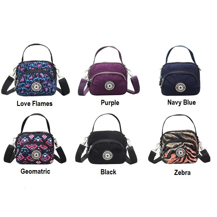 KIPLING Mini Handbag Sling Bag Women Bag