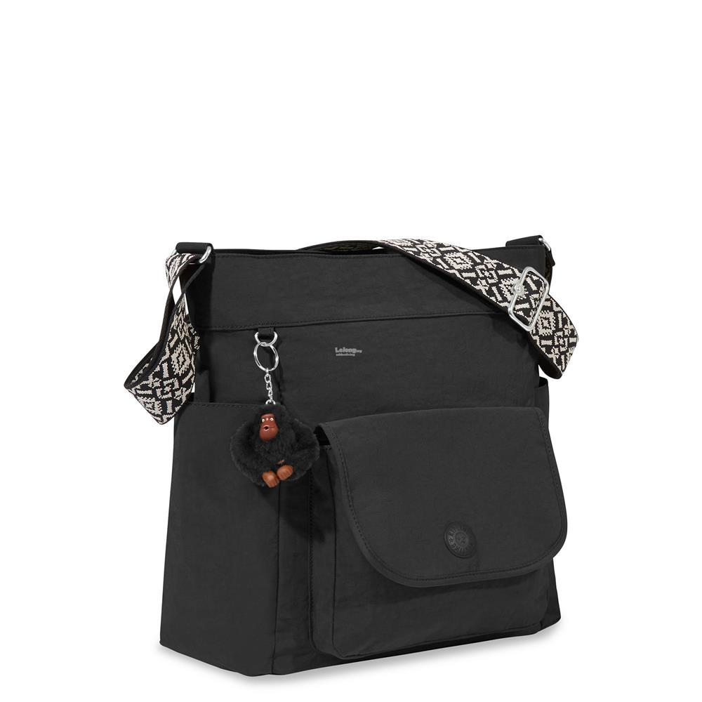 06c9bc61f9 Kipling Nyrie Crossbody Bag - Black   (end 9 3 2019 5 09 PM)