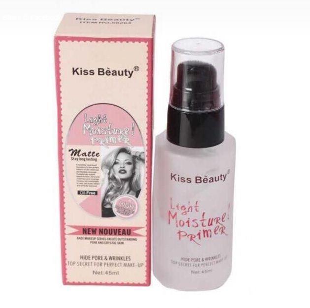 Spotify Kiss And Makeup: Kiss Beauty Light Moisture Primer 4 (end 8/28/2019 10:15 AM