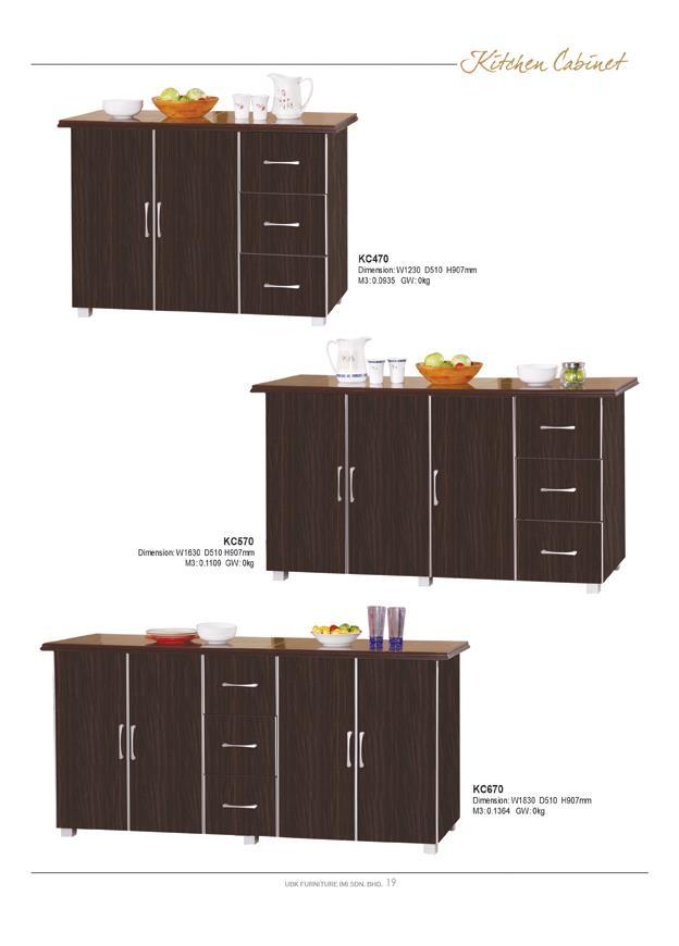 Kitchen Cabinet Almari Dapur