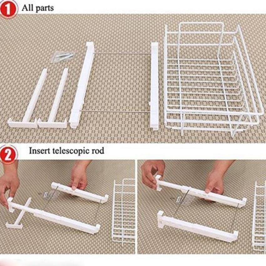 Fridge Mate Refrigerator Pull Out Bin And Home Anizer Snap On Drawer To Save E Kitchen Storage Box In Racks Holders From