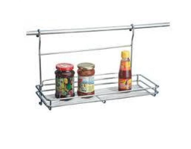 Kitchen Rack with Hook w/o Bar 'LF'DF101