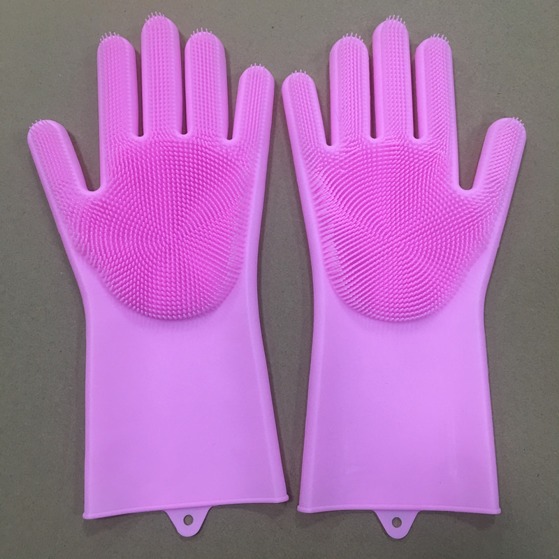 Kitchen Tools & Gadgets - 1* Gloves - Magic Saksak Reusable Silicone G..