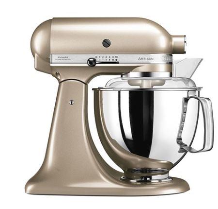 Kitchenaid Artisan Stand Mixer K5ksm175psbcz 4 8l
