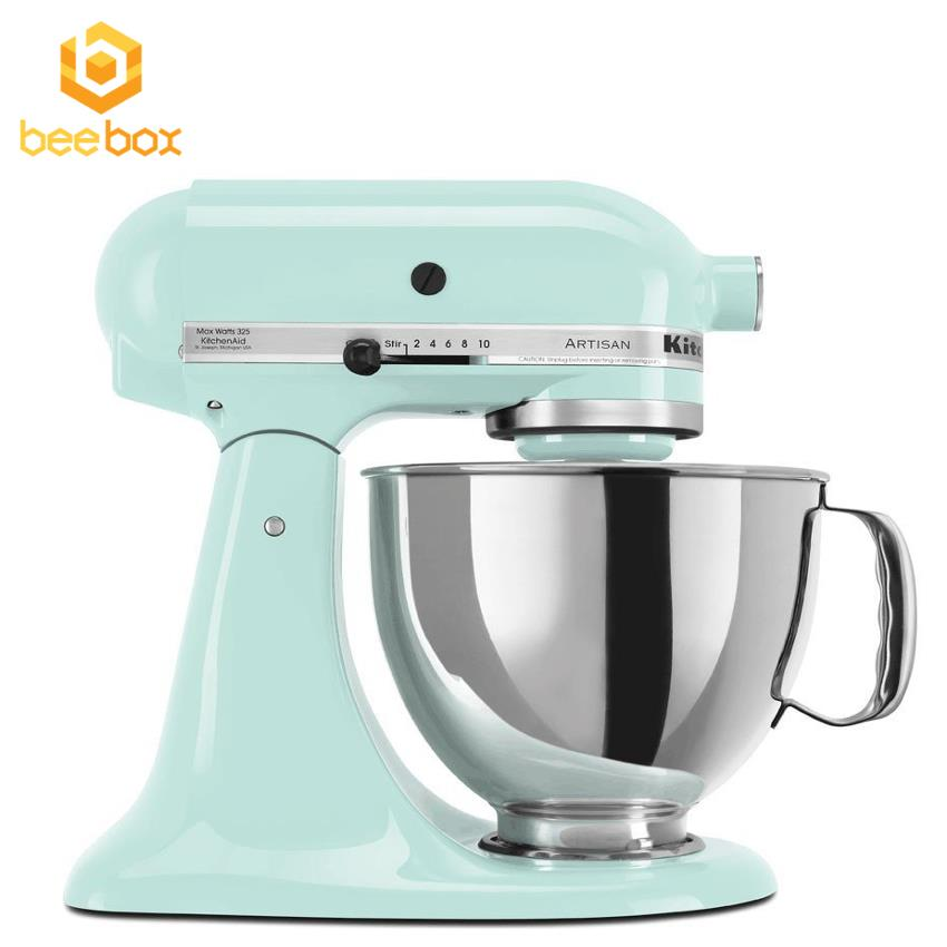 Kitchenaid Stand Mixer KSM150IC [MADE IN USA] Ice Blue
