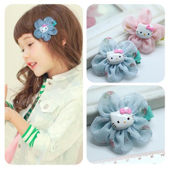 Hello Kitty Baby Girl Flower Hair Cl (end 4 1 2019 12 00 AM) 2e63030056f