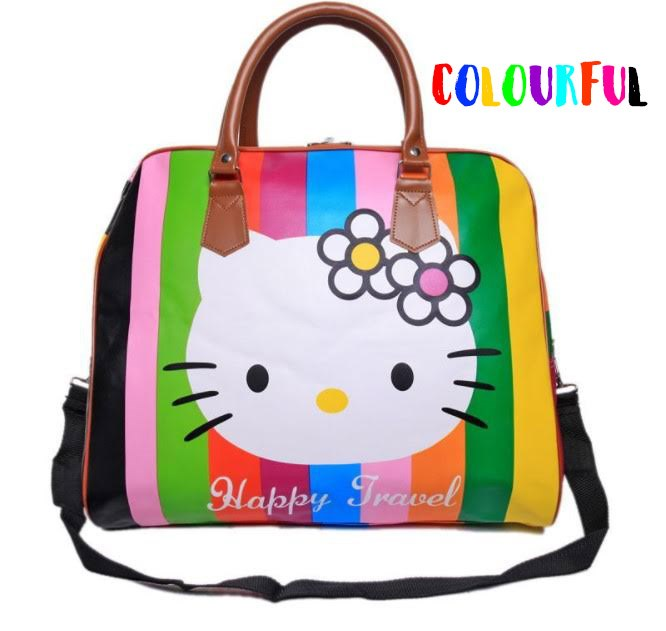 Kitty Mickey Colourful Bag COLOURFUL
