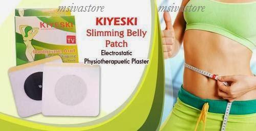 Kiyeski Electrostatic Physiotherapy Slimming Patch x 10pcs