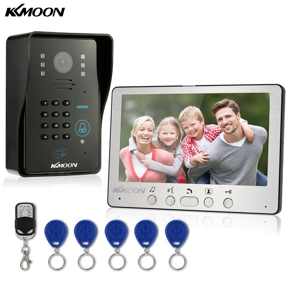 KKMOON 7?? Wired Video Door Phone S (end 12/15/2018 9:58 PM)