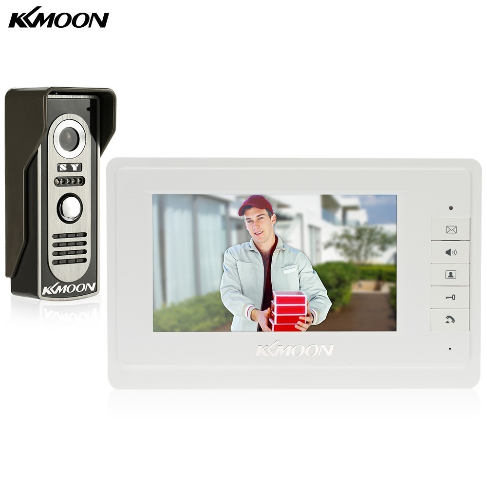 KKMOON 7?? Wired Video Door Phone S (end 12/15/2018 9:59 PM)