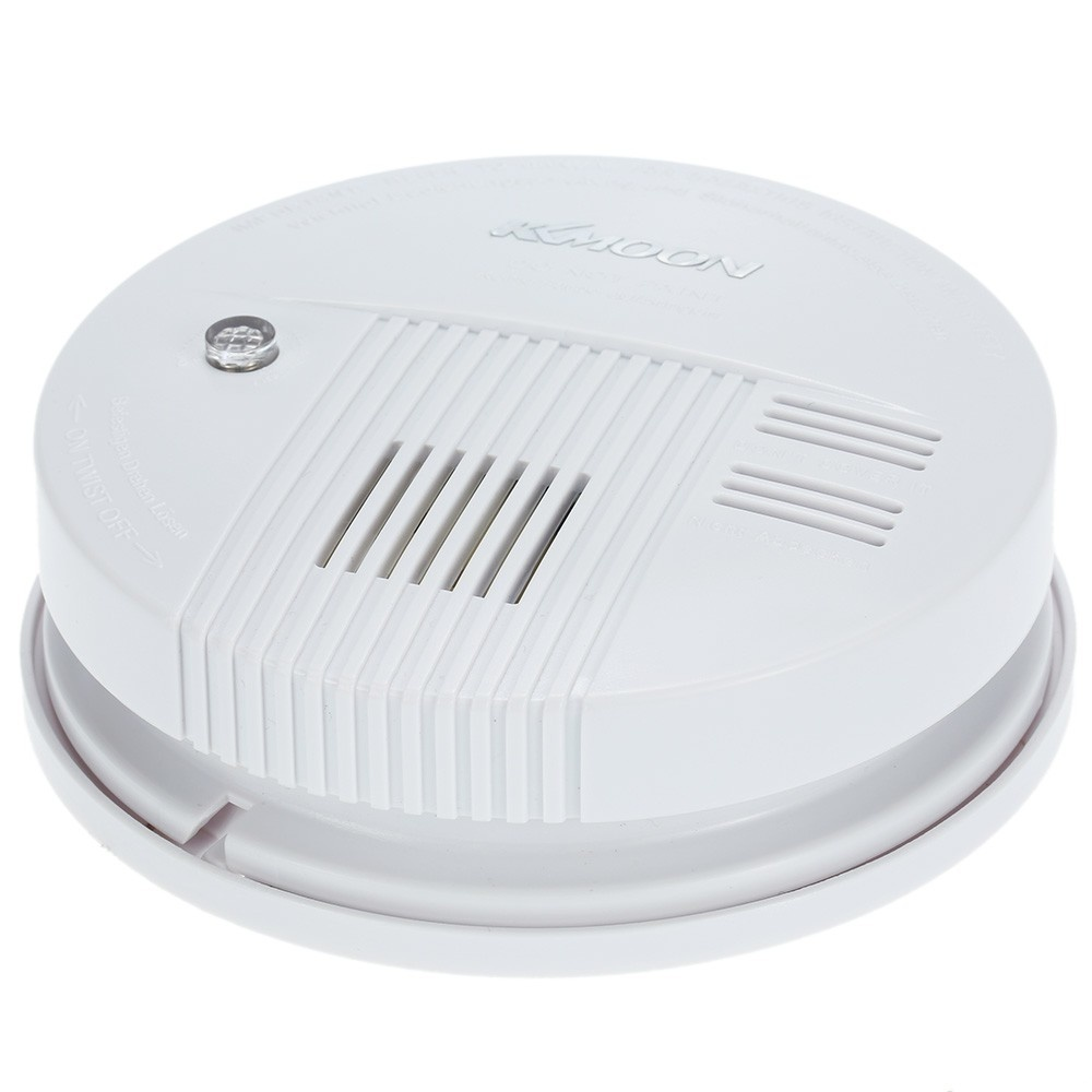 Kkmoon High Sensitive Smoke Fire De End 12 15 2018 954 Pm Alarm Detector Sensor Security System