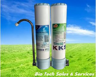 KKS Double Water Filtration System (Water filter,Penapis Air)