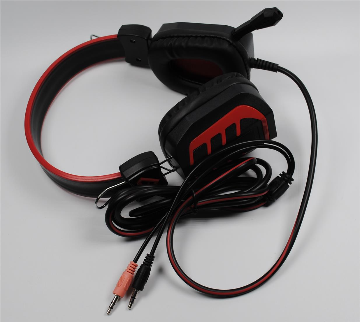 KL Good Quality Gaming Heavy Duty Headset for Cybercafe / Education