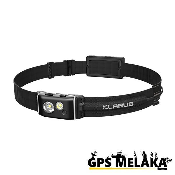 Klarus HR1 Cross-Country Racing LED Headlamp - 600 Lumens