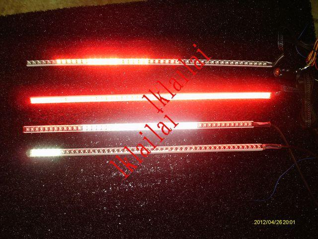 KNIGHT RIDER LIGHTS (48 PIRAHNA LED) (WHITE/BLUE/RED)