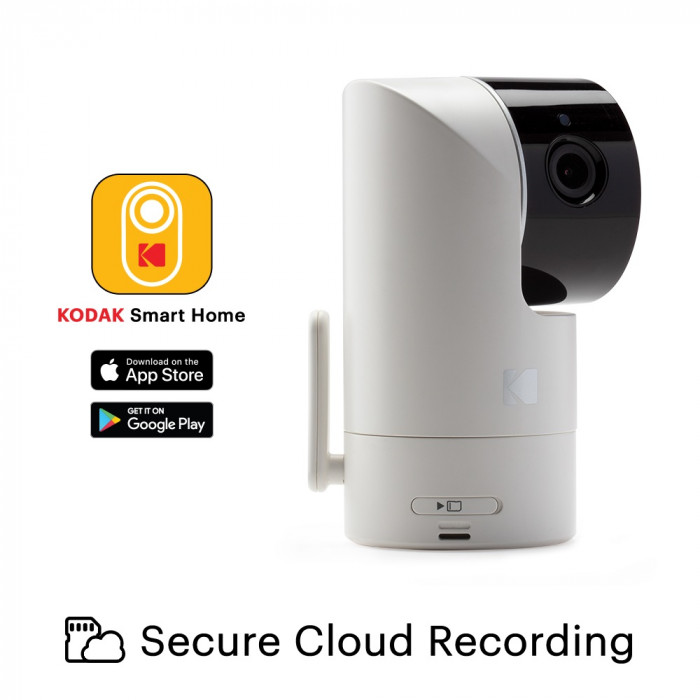 KODAK C225 2.8inch Portable Video Baby Monitor with WiFi &Tilt,Camera
