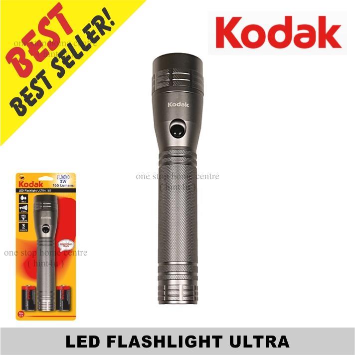 Best Flashlights 2020.Kodak Led Flashlight Ultra 165
