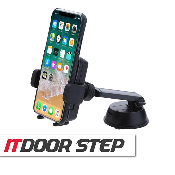 Kodak UC103 Wireless Car Charger Sticky Pad Extendable Suction