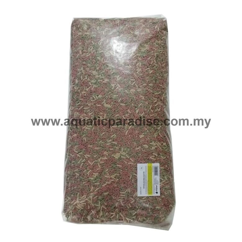 Koi Food - Tropical Breeder Line Pond Sticks Mix 4kg