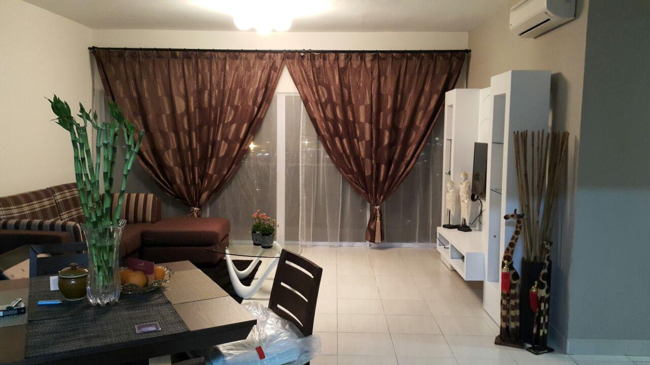 Koi Kinrara Condo for sale, 1405sf, Renovated, 2 Car parks, Puchong