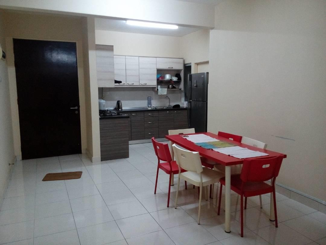 Koi Kinrara Condo for sale, Fully Furnished, Bdr Puchong Jaya, Puchong